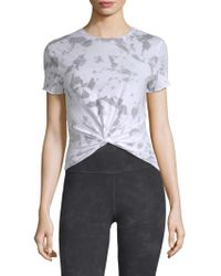 Electric and Rose - Village Knot Tee - Lyst