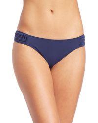 Elizabeth Hurley Beach - Helena Bikini Bottom - Lyst