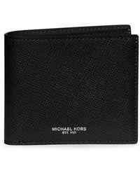 Michael Kors | Leather Billfold Wallet | Lyst