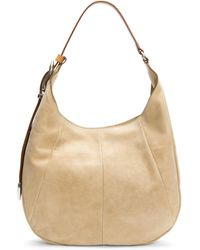 Frye - Jacqui Leather Hobo Bag - Lyst