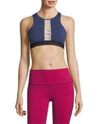 Phat Buddha - Turtle Bay Sports Bra - Lyst
