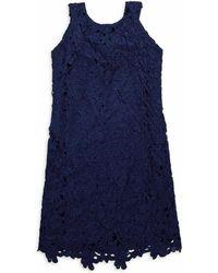 Un Deux Trois - Girl's Lace Sheath Dress - Lyst