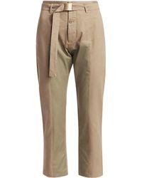 db71a91ec1c56 Tre by Natalie Ratabesi - Women's Roma Pants - Khaki Green - Lyst