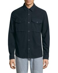 J Brand - Muttnik Casual Button-down Shirt Jacket - Lyst