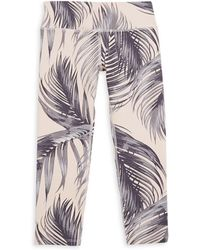 Spiritual Gangster - Girl's Palm Active Leggings - Lyst