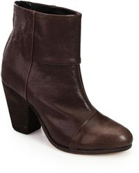 Rag & Bone - Classic Newbury Leather Ankle Boots - Lyst