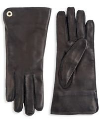 Loro Piana - Guanto Jacqueline Leather Gloves - Lyst