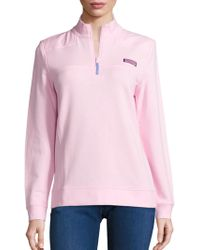 Vineyard Vines - Shep Cotton Sweater - Lyst
