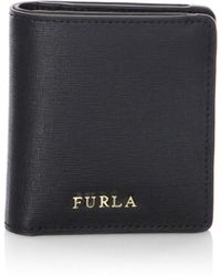 Furla - Babylon Leather Wallet - Lyst