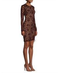 Bailey 44 - Disinformation Lace Sheath Dress - Lyst