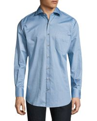 Peter Millar - Regular-fit Cotton Shirt - Lyst