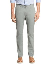 Bonobos - Stretch Washed Cotton Trousers - Lyst