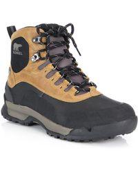 Sorel - Paxson Nubuck Hiking Boots  - Lyst