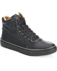 DIESEL - High-top Sneakers - Lyst
