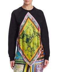 Rosie Assoulin - Patchwork Sweatshirt - Lyst