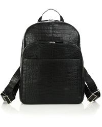 Santiago Gonzalez - Crocodile Backpack - Lyst
