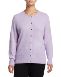Saks Fifth Avenue - Collection Cashmere Knitted Sweater - Lyst