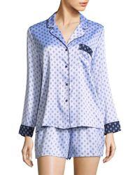 In Bloom - Comfortable Printed Pyjamas - Lyst