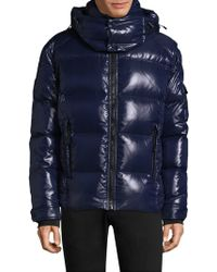 Sam. - New Racer Quilted Down Jacket - Lyst