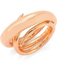 Charlotte Chesnais - Hurly Burly Ring/goldtone - Lyst