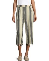 Dodo Bar Or - Baka Striped Pants - Lyst