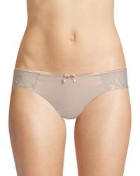 Simone Perele - Andora Cotton Bikini Underwear - Lyst