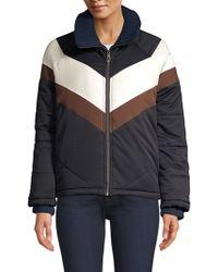 Monrow - Women's Inca Puffer Jacket - Inca - Lyst