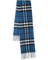 Burberry - Kid's Exploded Check Cashmere Scarf - Lyst