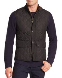 Barbour | Lowerdale Quilted Vest | Lyst