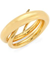Charlotte Chesnais | Unchained Ring/goldtone 0.75 | Lyst