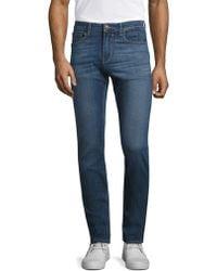 PAIGE - Slim-fit Croft Birch Jeans - Lyst