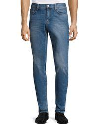 J.Lindeberg - Damien Haggard Slim-fit Jeans - Lyst