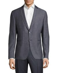 Strellson - Tweed Two-button Sportcoat - Lyst