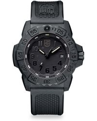 Luminox - Navy Seal Trident Diver Bracelet Watch - Lyst