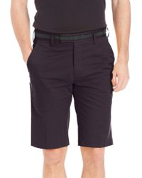 G/FORE - Solid Wide-leg Shorts - Lyst