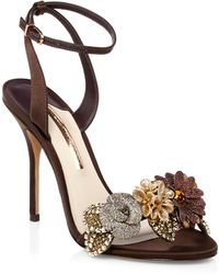 Sophia Webster - Lilico Stiletto Sandals - Lyst