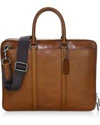 COACH - Briefcase - Lyst