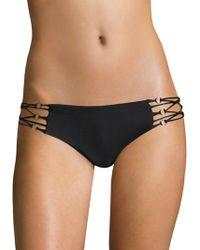Mikoh Swimwear - Kapena Bikini Bottom - Lyst
