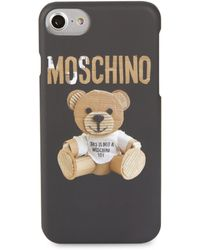 Love Moschino - Teddy Bear Iphone 7+ Case - Lyst