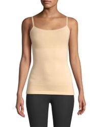 Yummie - Seamlessly Shaped Convertible Camisole - Lyst