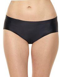 Commando - Luxe Satin Bikini Brief - Lyst