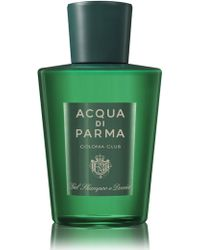 Acqua Di Parma - Colonia Club Hair & Shower Gel/6.7 Oz. - Lyst