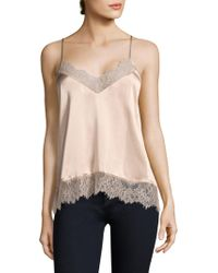 Cami NYC - The Brookyln Scalloped Camisole - Lyst
