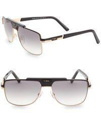 Cazal - Gradient Aviator Sunglasses - Lyst