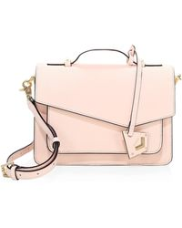 Botkier - Cobble Hill Leather Crossbody Bag - Lyst