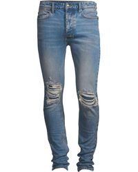 4e8efde2a93 Ksubi - Men s Van Winkle No Glory Stretch Skinny Jeans - Denim - Size 30 -