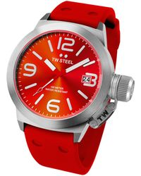 TW Steel - Canteen Stainless Steel Watch - Lyst