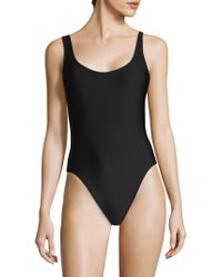 Solid & Striped - Anne Marie One-piece Swimsuit - Lyst