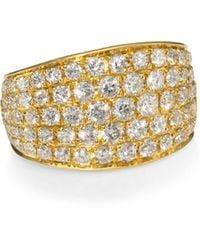 Anita Ko - 18k Gold & Diamond Galaxy Ear Cuff - Yellow Gold - Lyst