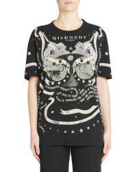 Givenchy - Gemini T-shirt - Lyst